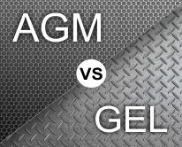 AGM vs GEL